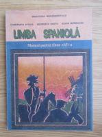 Anticariat: Constanta Stoica, Georgeta Vantiu - Limba spaniola. Manual pentru clasa a VII-a (1996)