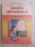 Constanta Stoica - Limba spaniola, manual pentru clasa a V-a
