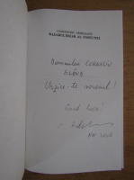 Anticariat: Constantin Ardeleanu - Bazarul bizar al Fortunei (cu autograful autorului)