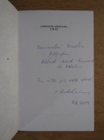Anticariat: Constantin Ardeleanu - Trif (cu autograful autorului)