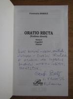 Anticariat: Constantin Bobeica - Oratio Recta (cu autograful autorului)
