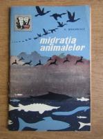 Anticariat: Constantin Bogoescu - Migratiile animalelor