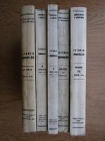 Anticariat: Constantin C. Giurescu - Istoria romanilor (3 volume in 5 parti)