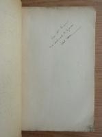 Constantin Cosma - Les actes de l'heritier apparent. Theorie de la Jurisprudence (cu autograful autorului, 1909)