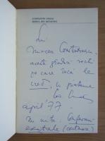 Anticariat: Constantin Crisan - Iesirea din metafora (cu autograful autorului)