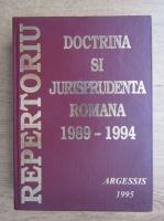 Anticariat: Constantin Crisu - Repertoriu de doctrina si jurisprundenta romana (volumul 1)