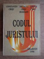 Anticariat: Constantin Crisu, Stefan Crisu - Codul juristului