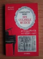Anticariat: Constantin Dediu - Din culisele muzicii
