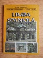 Constantin Duhaneanu, Luciliu Costin - Limba spaniola. Manual pentru clasa a XII-a