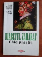 Anticariat: Constantin Dumitrescu - Diabetul zaharat. ghid practic
