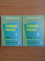 Constantin Enache, Constantin Mecu,  - Economie politica (2 volume)