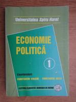 Anticariat: Constantin Enache - Economie politica (volumul 1)