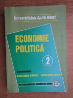 Anticariat: Constantin Enache - Economie politica (volumul 2)