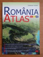 Constantin Furtuna - Romania atlas scolar