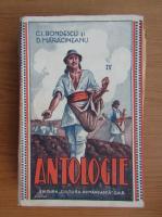Anticariat: Constantin I. Bondescu - Antologie (1942)