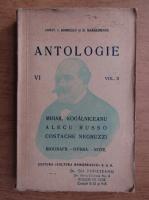 Anticariat: Constantin I. Bondescu - Antologie (volumul 2, 1940)