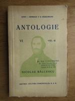 Constantin I. Bondescu - Antologie (volumul 3, 1925)
