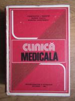 Anticariat: Constantin I. Negoita - Clinica medicala