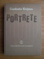 Constantin Kiritescu - Portrete