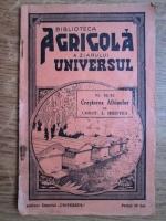 Constantin L. Hristea - Cartea albinelor (1941)