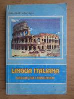Anticariat: Constantin Marcusan - Lingua italiana