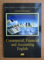 Constantin Milea - Commercial, financial and accounting english