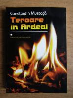 Anticariat: Constantin Mustata - Teroare in Ardeal