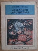 Constantin Negruzzi - Alexandrul Lapusneanul