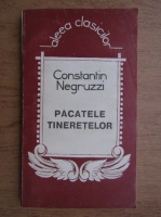 Constantin Negruzzi - Pacatele tineretelor
