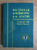 Constantin Nita - Dictionar de marketing si de afaceri