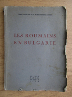 Constantin Noe - Les roumains en Bulgarie (1939)