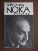 Anticariat: Constantin Noica - Jurnal de idei