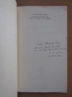 Constantin Noica - Povestiri despre OM (cu autograful autorului)