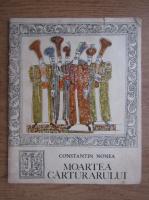 Constantin Nonea - Moartea carturarului (ilustratii de Vasile Celmare)