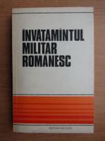 Anticariat: Constantin Oprita - Invatamantul militar romanesc