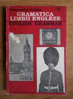 Anticariat: Constantin Paidos - Gramatica limbii engleze
