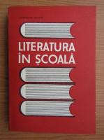 Anticariat: Constantin Parfene - Literatura in scoala