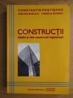 Constantin Pestisanu - Constructii. Cladiri si alte constructii ingineresti