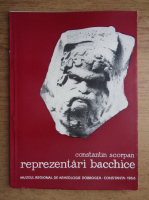 Constantin Scorpan - Reprezentari bacchice