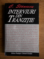 Anticariat: Constantin Stanescu - Interviuri din tranzitie