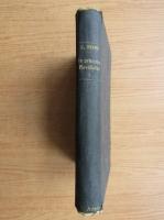 Anticariat: Constantin Stere - In preajma revolutiei (volumul 1, 1927)
