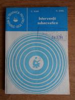 Constantin Vlad - Interventii subacvatice