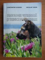 Constantin Vlagioiu - Semiologie veterinara si tehnici de examinare