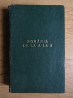 Constantinescu Iancu - Romania de la a la z