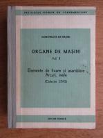 Constructii de masini. Organe de masini (volumul 2)