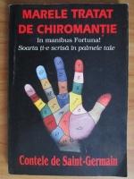 Contele de Saint-Germain - Marele tratat de chiromantie