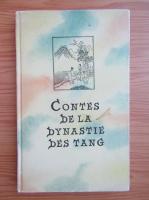 Anticariat: Contes de la Dynastie des Tang