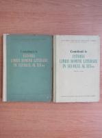 Contributii la istoria limbii romane literare in secolul al XIX-lea (2 volume)
