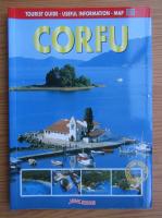 Anticariat: Corfu. Tourist Guide. Useful Information. Map