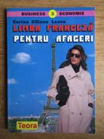 Corina Cilianu Lascu - Limba franceza pentru afaceri